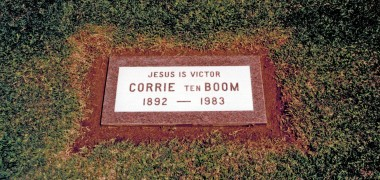 Corrie sterft