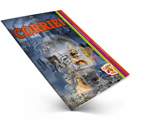 Kindermagazine Corrie!